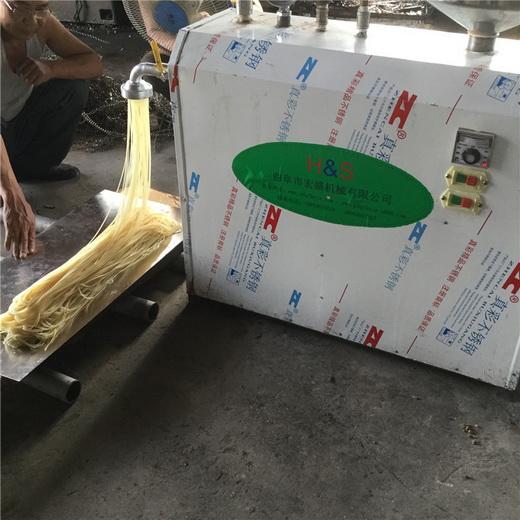 专业制造米线机小型米粉机家用米粉机商人节
