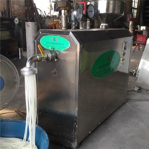 不锈钢加厚型米粉机宏盛专业米线机小型米粉机价格优惠
