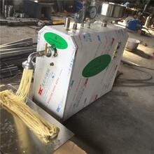 專業品牌米線機電氣兩用多功能米粉機小型米粉機創業設備圖片