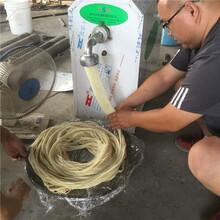 專業定制米粉機筋道光滑干米粉機家用米粉機制造廠家圖片
