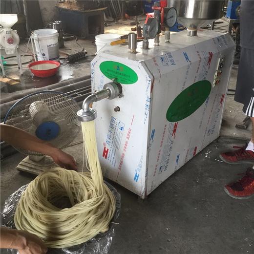 绵阳米线机小型米粉机家用米粉机加工定制