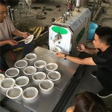 熱銷款碗托機宏盛專業碗禿機蕎面碗托機型號全圖片