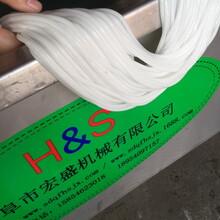 家用電粉耗子機加工技術火鍋寬粉機空心粉機貨源廠家圖片