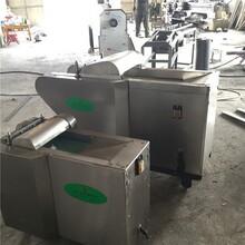 220伏切丝机不锈钢叶切丝机饵块切片机设计合理图片