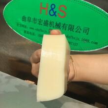 致富型米豆腐機宏盛專業廠家米豆腐機設備米涼粉機操作視頻圖片