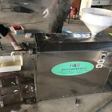 湖南湘西米豆腐機好口感Q彈米涼粉機米豆腐粑機廠家指導圖片