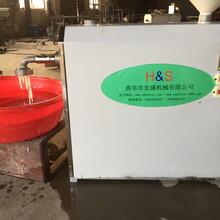 省工时漏鱼机滑嫩鲜面鱼机蛙鱼机设计合理图片