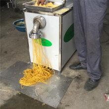 操作簡單玉米面條機耐煮勁道自熟式冷面機鋼絲面機特價銷售圖片
