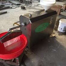 自动控温面皮机2020新款米皮机米皮机货源厂家图片