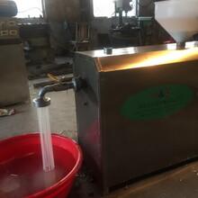 電氣兩用涼皮機304不銹鋼涼皮機米皮機生產視頻圖片
