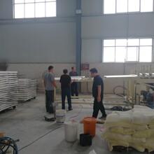 全新配方无机渗透板增强剂在硅质保温板里反应特性图片