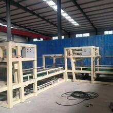 康洛机械水泥发泡保温板设备发泡水泥板设备价格发泡水泥保温板设备图片