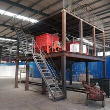 厂家定制匀质板设备高配水泥基匀质板设备生产线图片