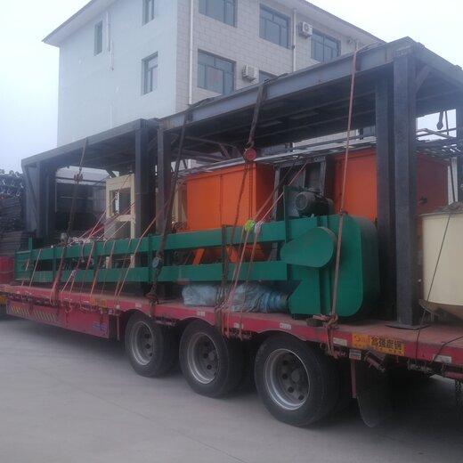 康洛机械压制型匀质板设备,滨州匀质板设备厂家