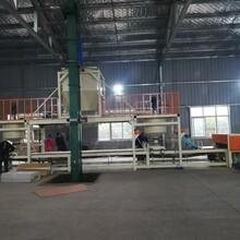 康洛机械双面岩棉复合板设备,宿迁自动岩棉复合板设备图片