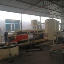 耐高温硅质板设备生产线特点与水泥硅质板设备厂家流程图片