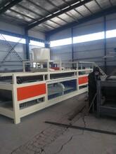 硅质板生产线-渗透性硅质板设备-硅质聚苯板生产设备图片