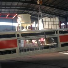 渗透型硅质板设备也叫硅质板生产线厂家介绍操作流程图片