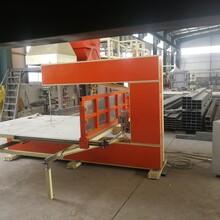 岩棉复合板保温设备-外墙岩棉复合板设备-整套市场价格图片