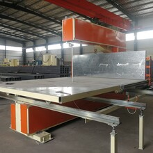 三门峡岩棉复合板设备价格实惠双面岩棉复合板设备岩棉夹芯复合板设备图片