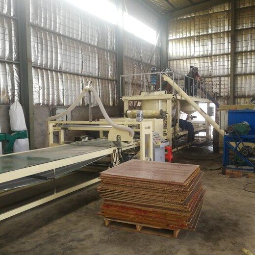 驻马店岩棉复合板设备,双面岩棉复合板设备