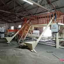 驻马店供应岩棉复合板设备,双面岩棉复合板设备图片