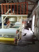 郑州岩棉复合板设备售后保障双面岩棉复合板设备复合板成型设备图片