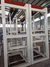 新型免拆模板设备与新型混凝土免拆模板的防火性能图片
