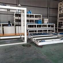 康洛机械建筑免拆外模板生产线,销售免拆模保温板设备性能可靠图片