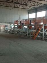 FS免拆外模板设备与水泥纤维免拆模板设备的广发用途图片