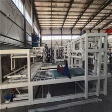 高配匀质板设备生产线技术与匀质聚苯板设备-流淌型图片