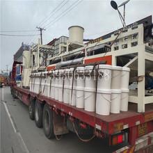 硅质水泥建筑板设备销售硅质复合防火板设备价格运算图片