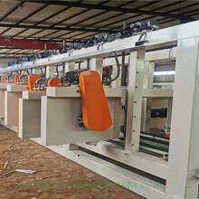 菏泽颗粒板全自动高速带锯售后保障,水泥基压制板切割设备图片