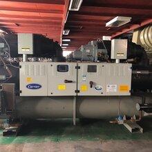 拆除回收開利水冷螺桿式冷水機30XW2602開利大型工業冷水機承接大型倒閉廠房拆除回收圖片