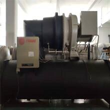 出售租賃特靈水冷離心式冷水機CVHG1067特靈大型工業制冷機組特靈離心機組冷水機組圖片
