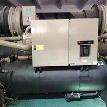 出售租赁特灵螺杆式冷水机RTHDD3D2E2特灵水冷螺杆机工业制冷机水冷机组冰水机冷冻机图片