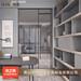 广东优之采不锈钢板在门业应用的特殊存在木纹钛金板