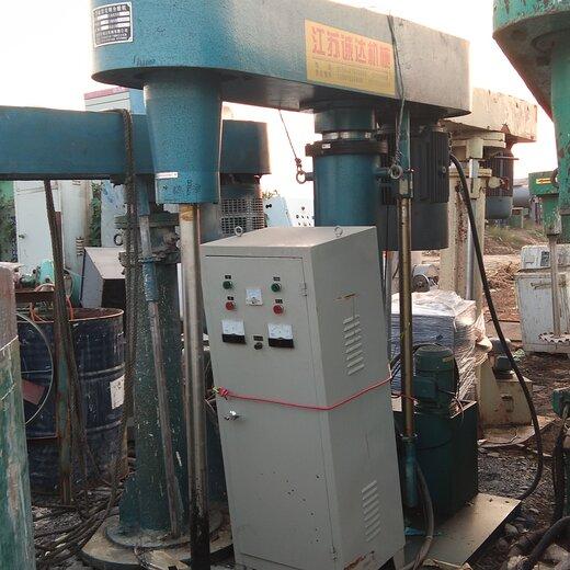 安阳长期回收二手高速分散机