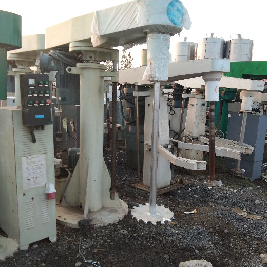 石柱高價回收二手高速分散機