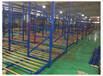 陜西貨架廠家-先出自滑式貨架-流利條貨架-鼎立信倉儲設備