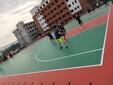 龍門硅PU籃球場找哪家圖片