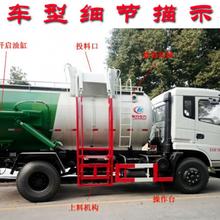 環衛垃圾車配件圖片