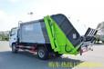 8噸側裝壓縮垃圾車配件