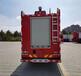 民用消防車廠家8噸12噸消防灑水車質量好配置高