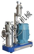 悬浮液聚丙烯酰胺胶体磨,聚丙烯酰胺高速研磨分散机,增稠剂胶体磨图片