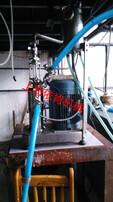 ME農藥乳劑砂磨機,微乳劑乳化機制備,農藥微乳劑管道膠體磨,農藥懸浮劑膠體磨圖片