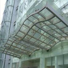 广州越秀雨棚设计安装图片