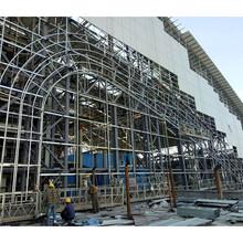 鋼結構倉庫加工鋼結構施工輕鋼結構圖片