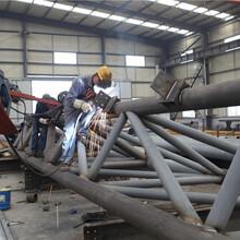 管桁架施工體育場管桁架加工異形管桁架生產圖片
