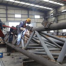 管桁架厂家�管桁架工程管桁架结构制作安装�I 候车室桁架图片